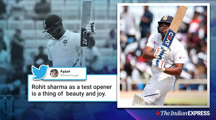 Rohit Sharma, Rohit Sharma record, Rohit Sharma new world record, Cricketer, Cricket news, Trending, Indian Express news