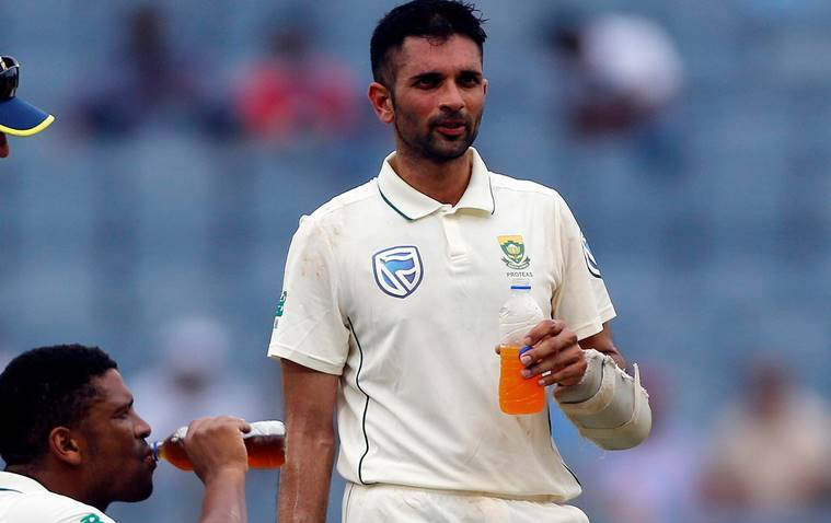 Remained positive and did not go into shell, says Keshav Maharaj