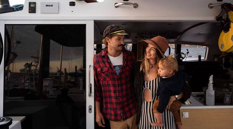 Ahoy There, Mommy! Family Sails Around World on YouTube