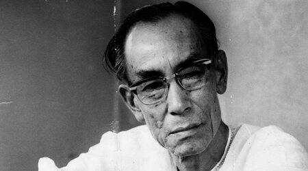 SD Burman, SD Burman films, SD Burman music, SD Burman songs, indianexpress.com, golden hits SD Burman, indianexpress, Rabindranath Tagore, Lata Mangeshkar, Rafi, Burman Da,