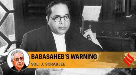 Babasaheb's warning: In politics, hero-worship is a path to degradation and eventual dictatorship