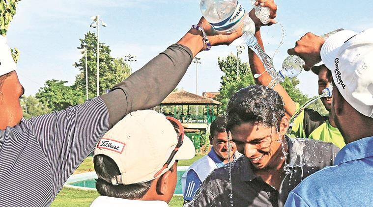 Chandigarh golfer Ajeetesh Sandhu registers first win on home course as professional