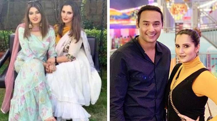 Sania Mirza's sister to tie knot with Azharuddin's son