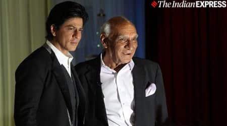 Shah Rukh Khan recalls Yash Chopra