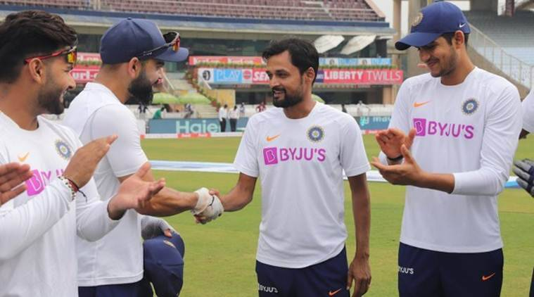 Nadeem's India cap comes after 15 years of First-Class cricket, 424 wickets