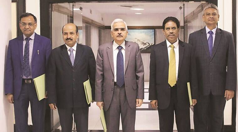 RBI, RBI growth estimate, RBI policy rate basis point, repo rate RBI, RBI repo rate, sensex, economic slowdown, indian express news