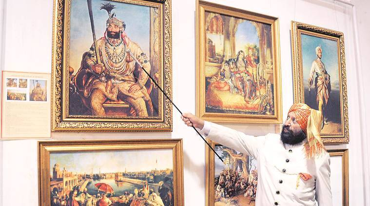Amritsar: On display in holy city, 80 artworks on Sikh history