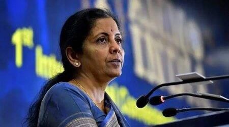 nirmala sitharaman, real-estate, govt housing schemes, stalled housing projects, housing projects insolvency