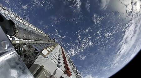 SpaceX, SpaceX Starlink Internet, SpaceX Starlink Internet services, SpaceX Starlink internet, SpaceX Elon Musk, Elon Musk tweet from Space internet, Elon Musk, Elon Musk Starlink