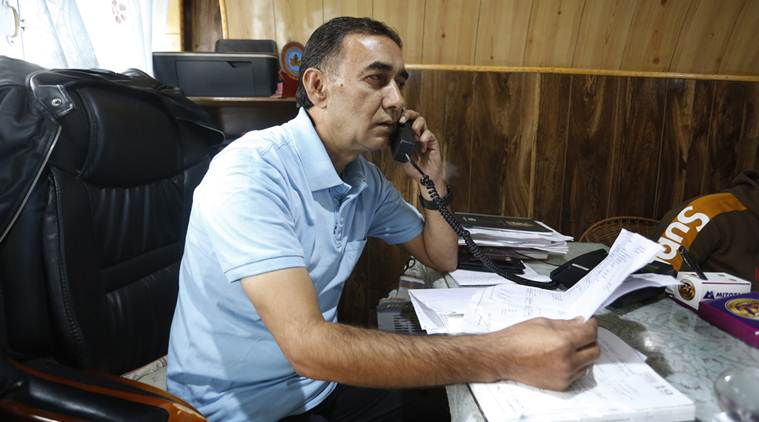 A day in the life of Srinagar's medicine supplier:'My staff would go out, face forces, angry people. If they failed, they tried again'