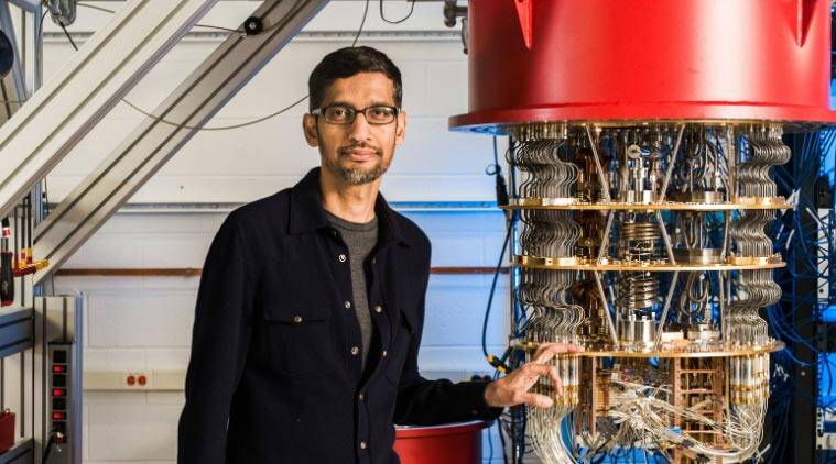 Google claims major quantum computing breakthrough