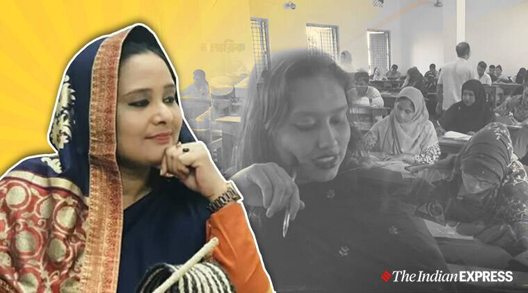 Bangladeshi politician appoints lookalikes to take her place for examination, Bangladesh MP appoints lookalikes for exam, Tamanna Nusrat, Bangladesh, Bangladesh Open University, Awami League party, Trending, Indian Express