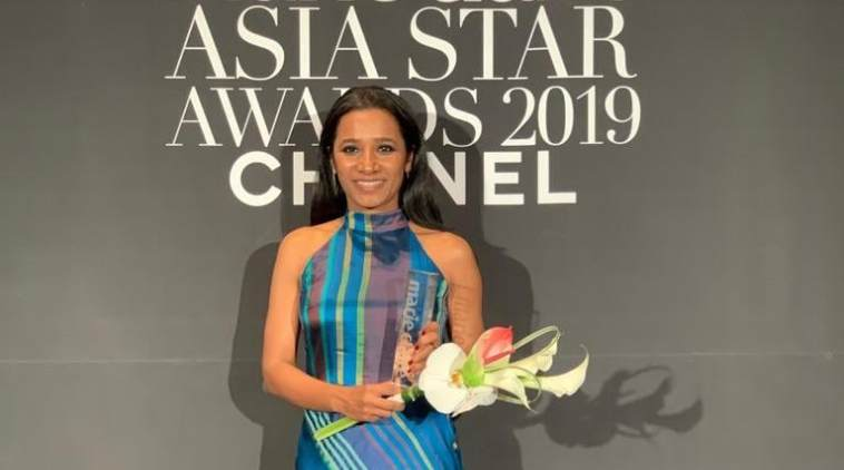 Tannishtha chatterjee asia star award busan international film festival