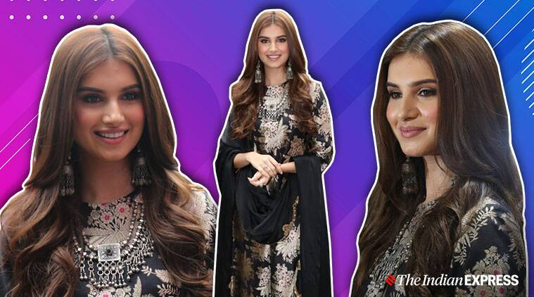 Tara sutaria proves that brocade that never go out of ethnic fashion