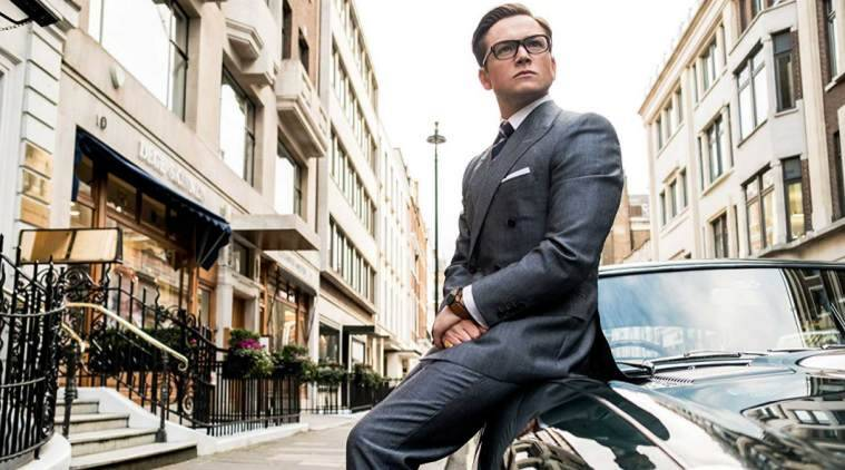 Script for Kingsman 3 ready, says Taron Egerton