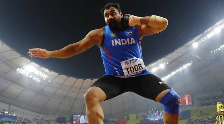 Tejinder Toor improves national record, inches closer to Tokyo Olympics