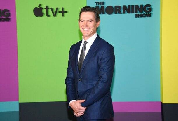 the morning show premiere new york