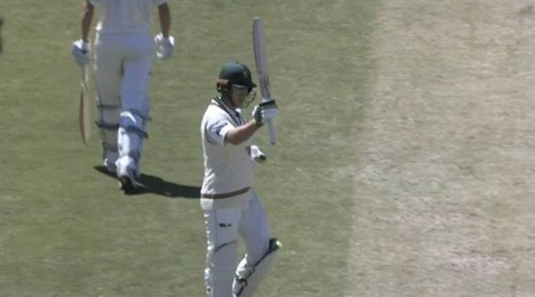 Watch: Tim Paine hits first-class century after 13 years break