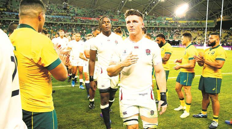 Rugby World Cup England S Kamikaze Kids Set Sights On All Blacks Sports News The Indian Express