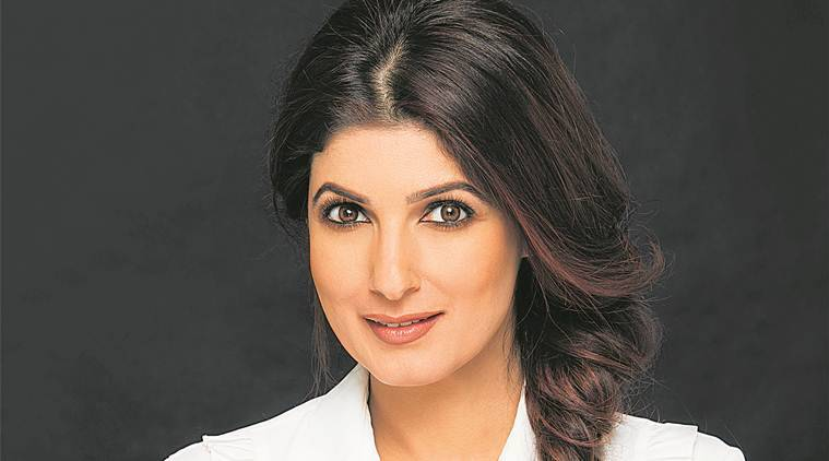 Twinkle Khanna: I can complain about the pothole or crack a joke about it