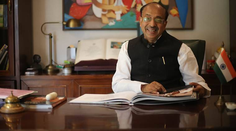 'Having two-three CM faces is not a crime', says Vijay Goel