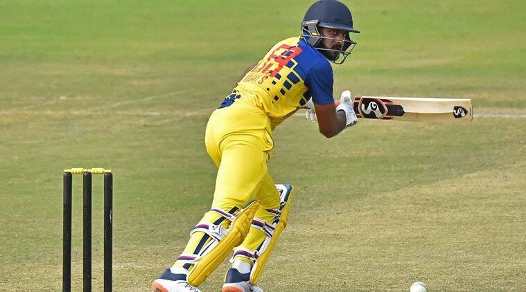 Baba aparajiths all round performance leads tamil nadu to 7th straight win
