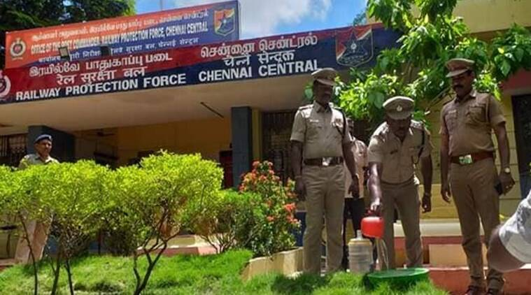 Government Railway Police, Railway Stations in tamil nadu, railway stations in Chennai, Chennai Central Station, Almighty Animal Care Trust, Chennai News, Indian Express News