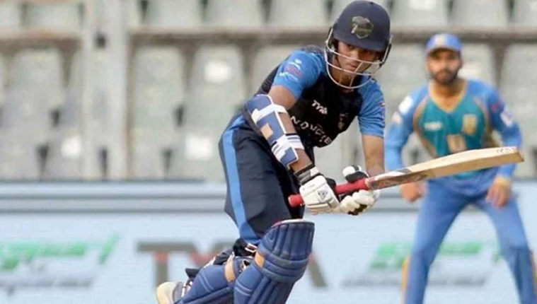 Yashasvi Jaiswal becomes youngest batsman to score double century in One-Day cricket