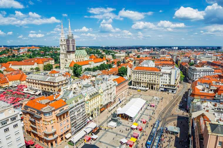 zagreb, places to go to during new year and christmas, things to do in zagreb, indian express