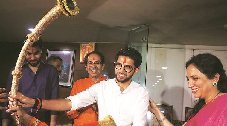 Aaditya wins, first Thackeray to enter Assembly