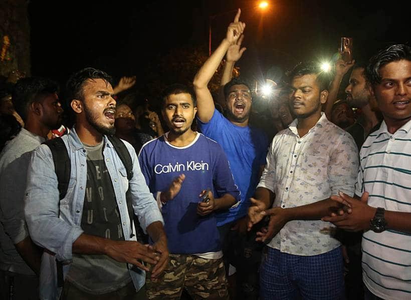 Aarey Colony protests, Aarey protests, Save Aarey, #SaveAarey, Aarey Colony Metro depot, Metro depot at Aarey Colony, Aarey Colony Mumbai, Mumbai Police, Bombay High Court, Mumbai Metro, Mumbai news, City news, Indian Express