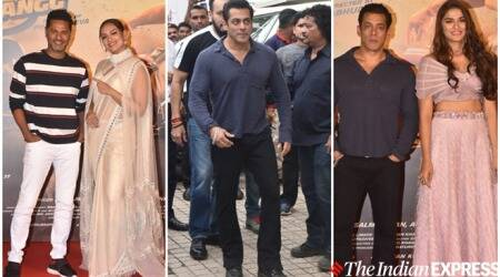 dabangg 3 trailer launch