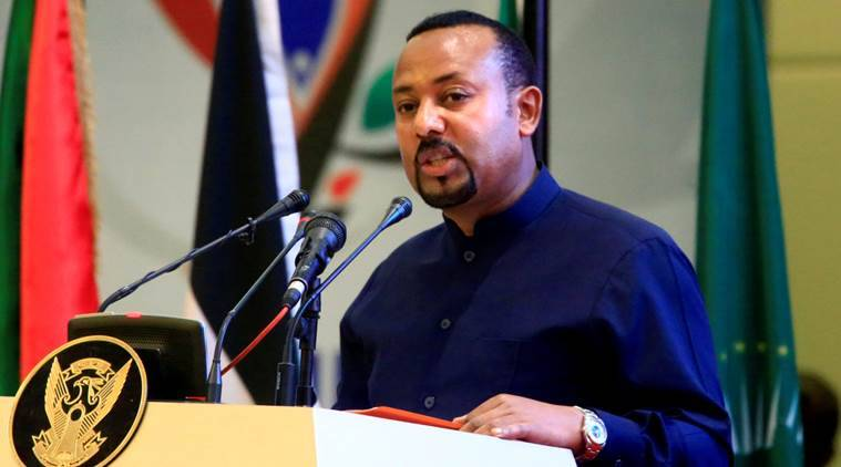 2019 Nobel Peace Prize awarded to Ethiopian PM Abiy Ahmed