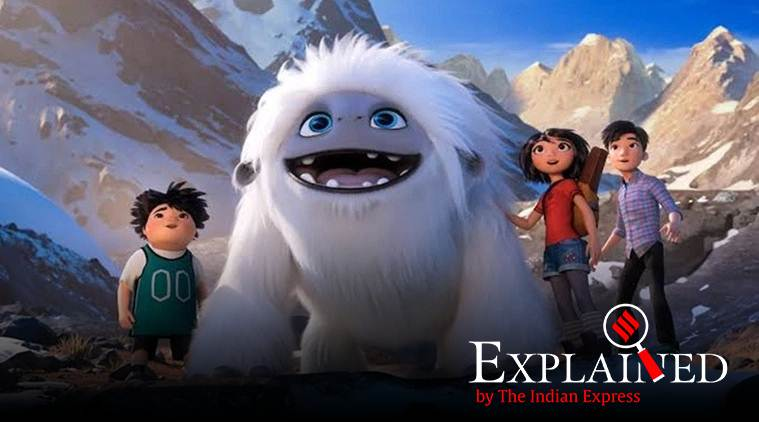 Abominable movie Philippines, Philippines bans Abominable movie, Abominable film 2019, Abominable film review, indian express explained