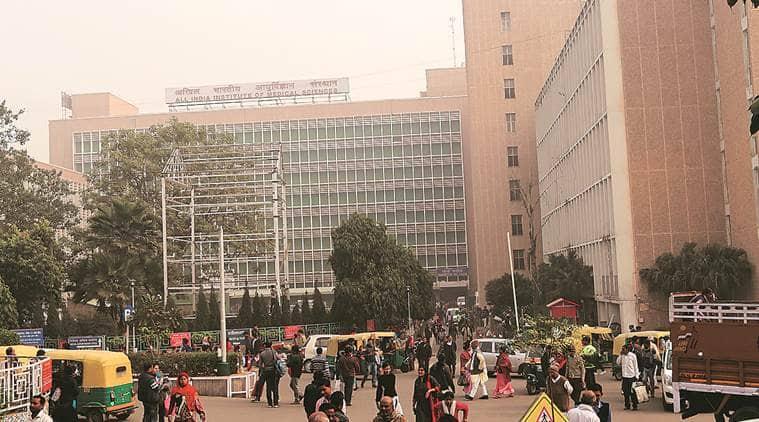 AIIMS, AIIMS bank robbery, bank robbery AIIMS, Delhi Police, Delhi news, city news, Indian Express