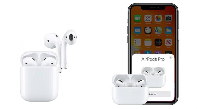Apple Airpods Pro Vs Airpods 2 What S Different What S The Same