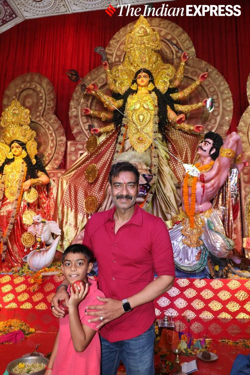 ajay devgn and son