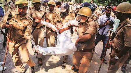 Allahabad University Election Row: 22 students held for 'assault on police' during campus stir