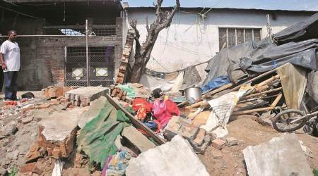 Ambala wall collapse: Case against contractor