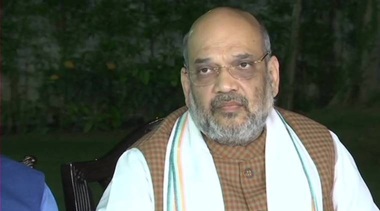 Any party can form govt if they have required numbers: Amit Shah on Maharashtra impasse