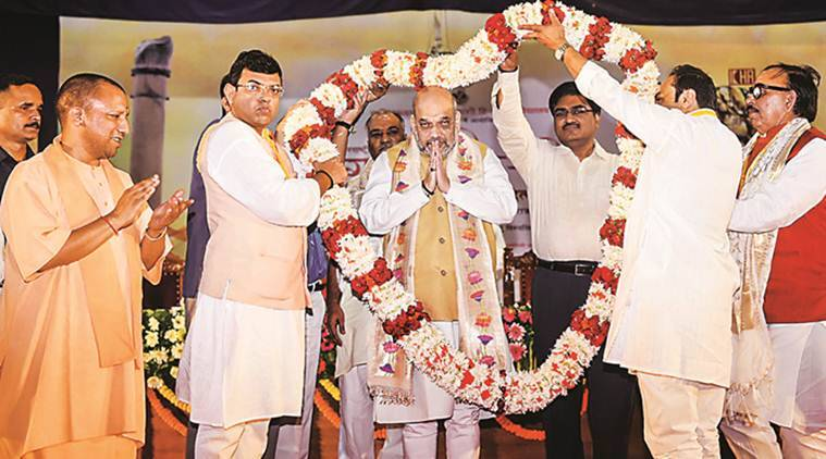 Amit Shah has a history lesson: Don't blame others, rewriting it our responsibility