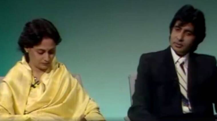 Amitabh and Jaya Bachchan discuss parenting in this throwback interview