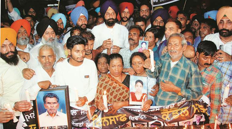 Amritsar train tragedy: Year on, govt mum on jobs to victims, punishment to guilty