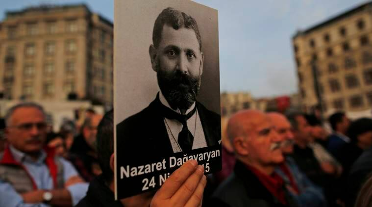 armenian genocide, us house armenian genocide, armenian genocide recognised, armenian genocide turkey reaction, armenian genocide history, ottomon empire, world news