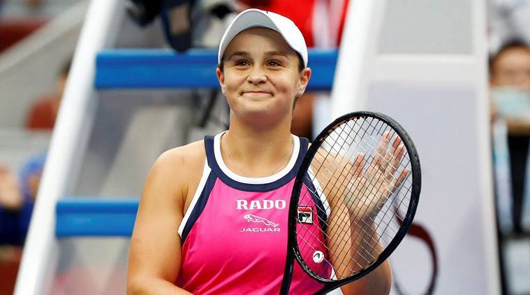 Ashleigh Barty sets up Beijing final showdown with Naomi Osaka