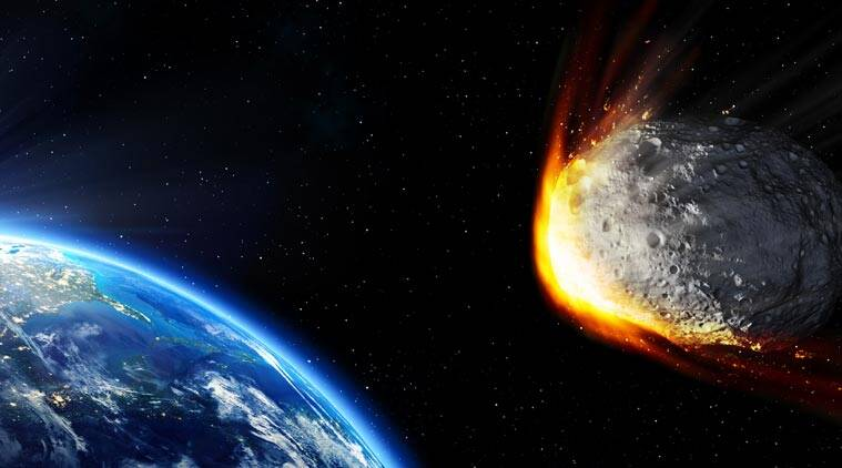 asteroid, comet, species extinction during ice-age, drop in human population during ice age, Younger Dryas climate event