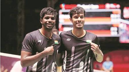 Satwik-Chirag beat the big 'Daddies', enter quarterfinals at Paris