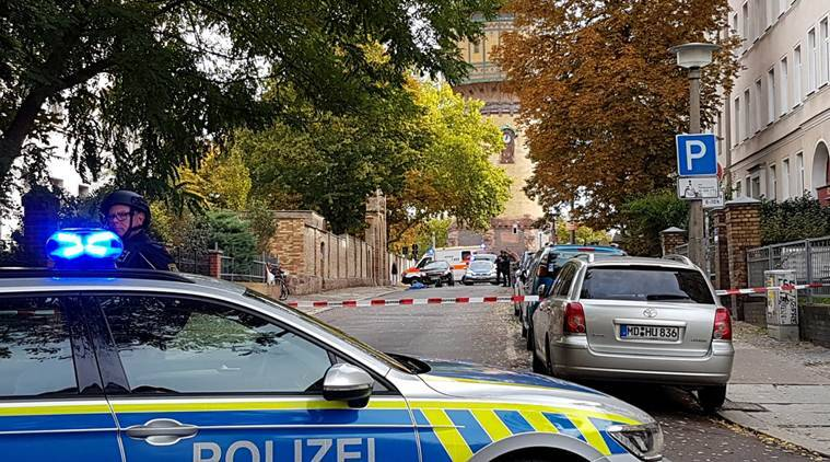 Germany: Assailant livestreamed attempted attack on synagogue