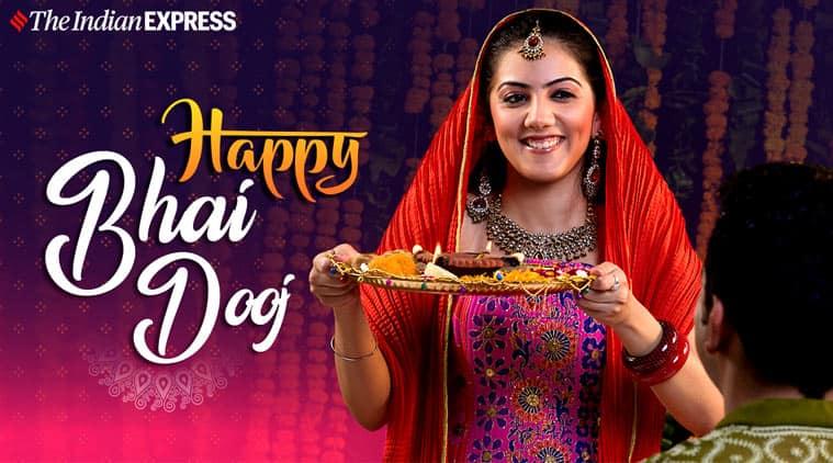 bhai dooj, bhai dooj 2019, bhaiya dooj, bhaiya dooj 2019, bhai dooj puja vidhi, bhai dooj puja muhurat, bhai dooj puja time, bhai dooj puja mantra, bhai dooj puja samagri, bhaiya dooj, bhaiya dooj tikka, bhaiya dooj tikka time, Indian express
