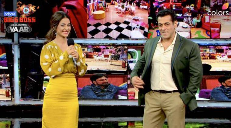 Bigg Boss 13 Weekend Ka Vaar with Salman Khan